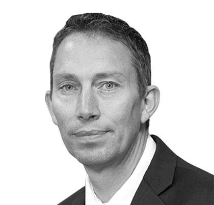 Graham Razey OBE