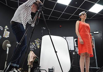 Bespoke tailors photoshoot